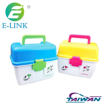 Plastic Storage Box Customized