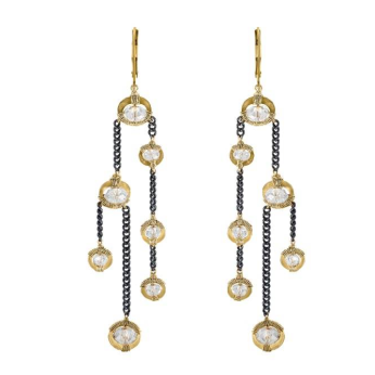 Waterfall Earrings - FASHION COLLECTION