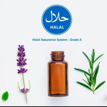 Fragancias Certificadas MUI Halal