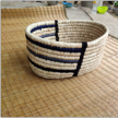 Boat shaped handwoven Basketry