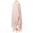 Rose Pink Waha Wrap Cotton Body Shawl from Ethiopia