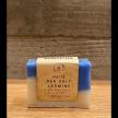 Sea Salt Jasmine With Shea Butter + Turmeric Handmade Soap