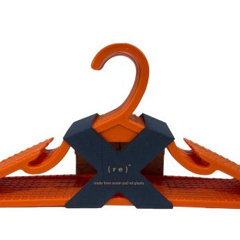 Orange Hangers