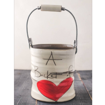 Bucket of Love (heart)