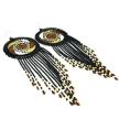 Pindo Beaded Earrings - Multiple Colors