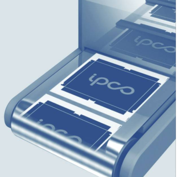 IPCO steel belts for high speed, high precision digital printing
