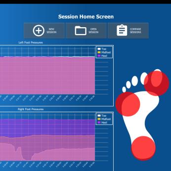 ProdElvis - electronic visualisation system for gait analysis