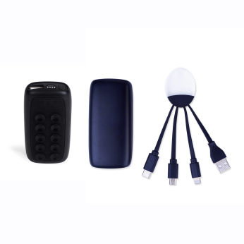 Week Ender Power Pack 5,000maH Universal on-the-go-solution