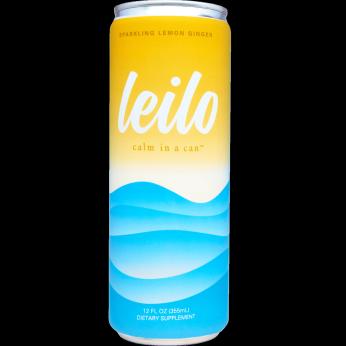 Leilo   lemon ginger