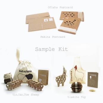 Sample Kit - 28 units