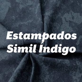 ESTAMPADOS SIMIL INDIGO - DALILA TEXTIL - Colección Invierno 22