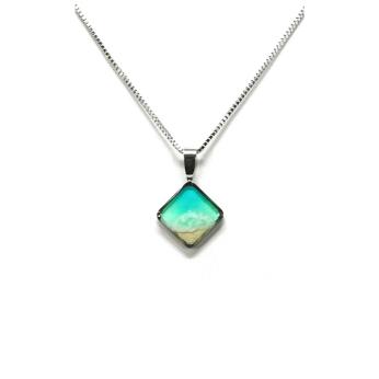 Shoreline Diamond Necklace