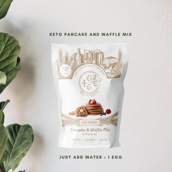 Keto Upcycled Pancake Mix - Original