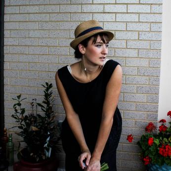 Sofia Pendants / Sustainable Recycled Earrings