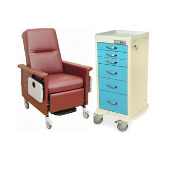 Harloff Medical Carts & Storage Cabinets - Champion Dialysis Chairs