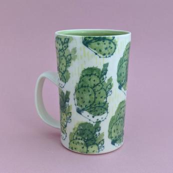 Cactus Mug - Large Mug