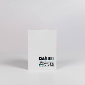 Catálogo Residência Criativa 2012