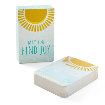 May You Find Joy  - Mini Intention Card Deck