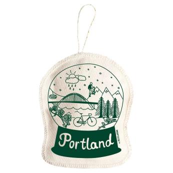 Portland Ornament