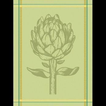 Mierco  Artichoke Jacquard Tea Towel