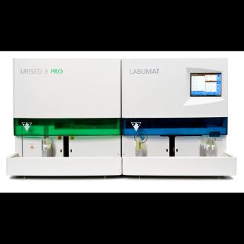 Automated urine chemistry & sediment analyzers
