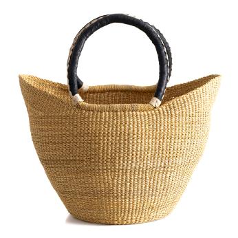 Shopper Basket - Natural Beige Color