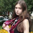 Queen RBeeG Silk Scarf
