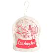 Los Angeles Ornament