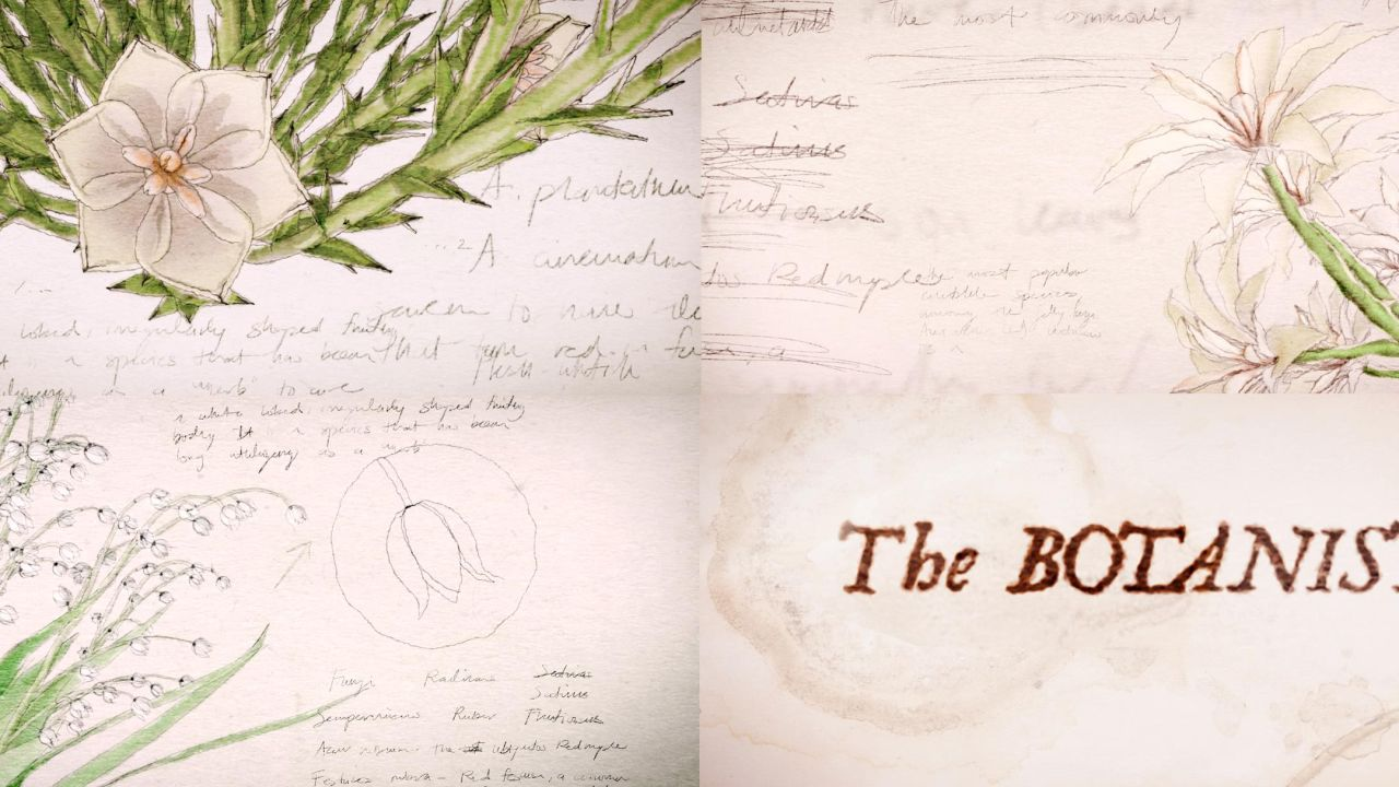 The Botanist Title Sequence
