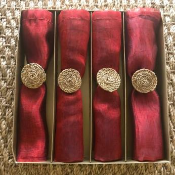 Woven Napkin Rings