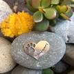 Pet Memorial Rock - In Loving Memory