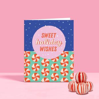 Sweet Holiday Card