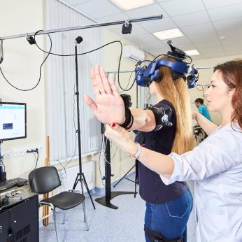 INVIRTO high-tech reabilitaion system