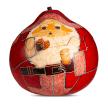 Santa Large Gourd Box