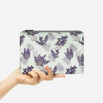 Hanji paper pouch - Floral