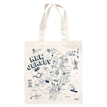 New Jersey Grocery Tote