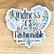 Amelia Barr Kindness Sticker