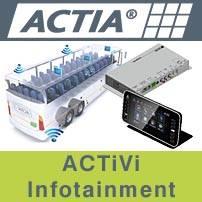 ACTiVi Infotainment Platform