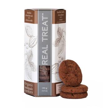 Top Shelf: Double Dark Chocolate with a Twist