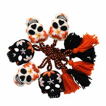Halloween Skull Garland