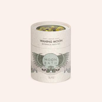 WANING MOON   Botanical Bath Tea