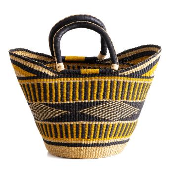 Shopper Basket - Vibrant Colors