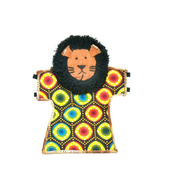 Kanga Lion Hand Puppet