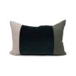 Celine Lumbar Pillow - Tourmaline