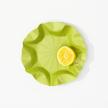 Flexible Hanji paper tray - lotus leaf