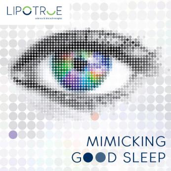 Mimicking good sleep