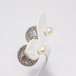 White Pearls with Random-carved Subeng
