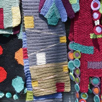 Pima Cotton Hand Knit