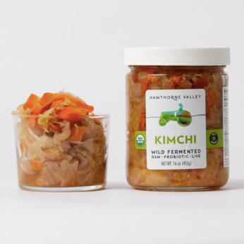 Organic Vegan Kimchi