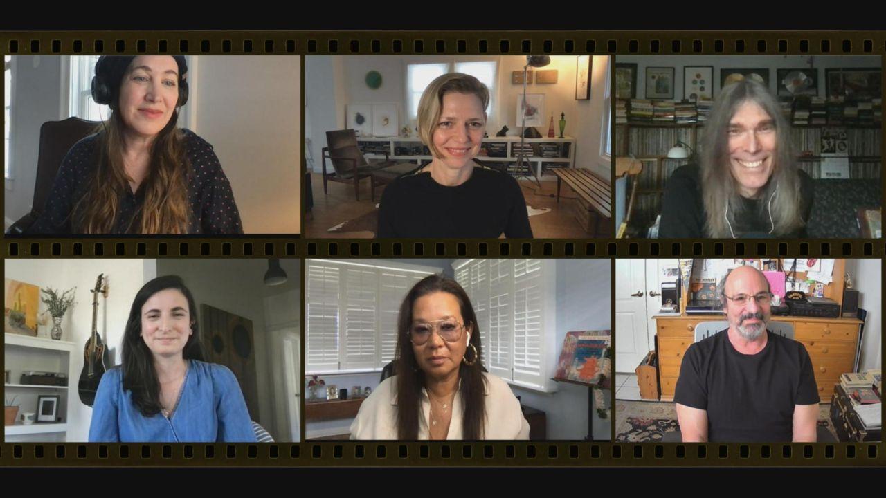 Tom Petty, Somewhere You Feel Free: 2021 SXSW Filmmakers Panel